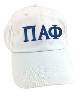 Pi Alpha Phi Letter Hat