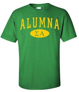 Sigma Alpha Alumna Tee-Shirt