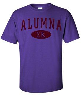 Sigma Kappa Alumna Tee-Shirt