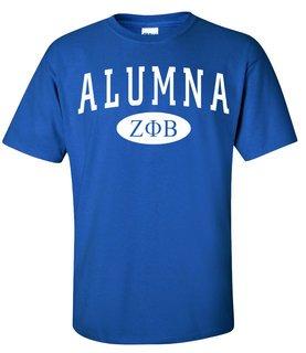 Zeta Phi Beta Alumna Tee-Shirt