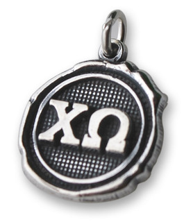 Sorority Seal Charm