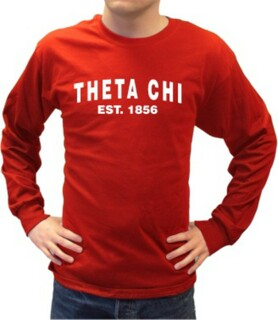 Theta Chi Since Shirt