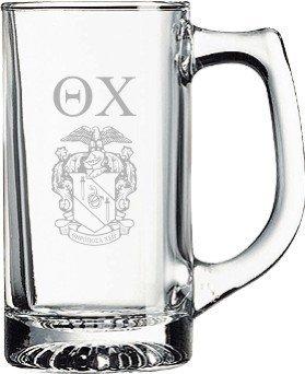 $15 Engraved Greek Sports Mug