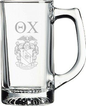 $15 Engraved Greek Sports Mug