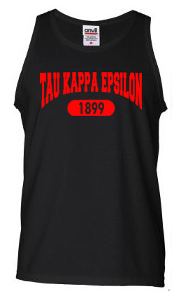 Fraternity Tank Top