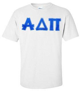 Ancient Greek Lettered Twill Shirt