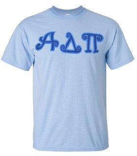 Greek Kurlz Lettered Twill Shirt