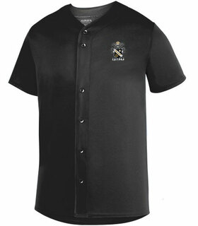DISCOUNT-Sigma Nu Fraternity Crest - Shield Sultan Baseball Jersey