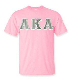 $19.99 Alpha Kappa Alpha Custom Twill Tee