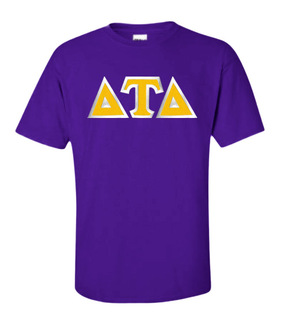 Delta Tau Delta Custom Twill Short Sleeve T-Shirt