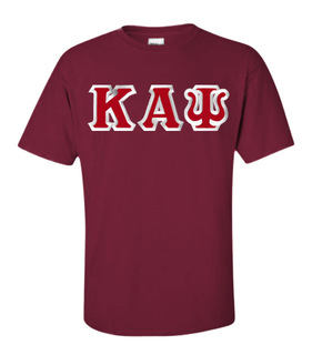 Kappa Alpha Psi Custom Twill Short Sleeve T-Shirt