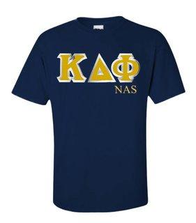 $15 Kappa Delta Phi Custom Twill Short Sleeve T-Shirt