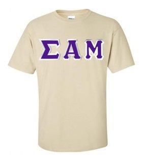 Sigma Alpha Mu Custom Twill Short Sleeve T-Shirt