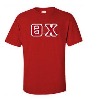 Theta Chi Custom Twill Short Sleeve T-Shirt