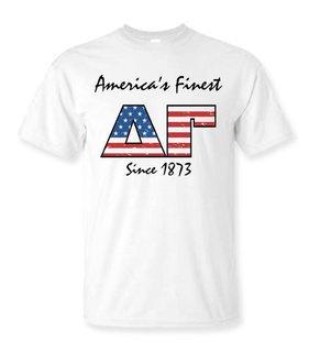 America's Finest Greek T-shirt -