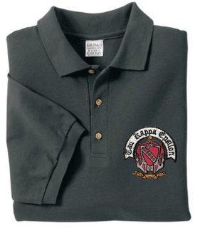 Custom Embroidered Polo