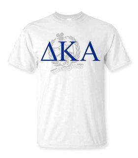 Delta Kappa Alpha Crest - Shield Tee