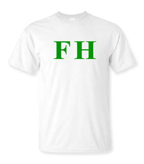 FarmHouse Fraternity Lettered Tee - $9.95!