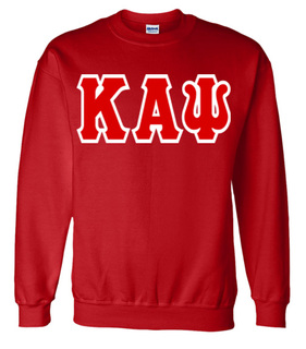 Jumbo Twill Kappa Alpha Psi Crewneck Sweatshirt