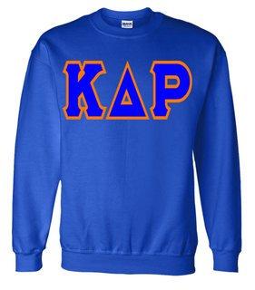 Jumbo Twill Kappa Delta Rho Crewneck Sweatshirt