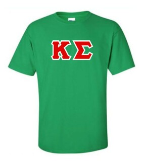 Kappa Sigma Lettered T-Shirt