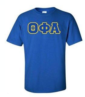Theta Phi Alpha Lettered Shirts