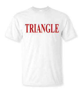 Triangle Lettered Tee - $9.95!