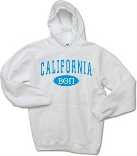 Beta Theta Pi State Sweatshirt