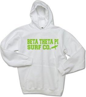 Beta Theta Pi Surf Co. Sweatshirt