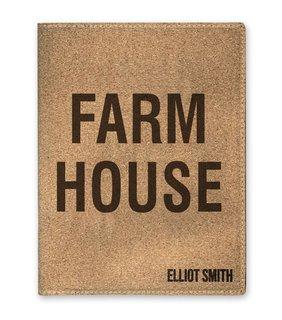 FARMHOUSE Cork Portfolio with Notepad