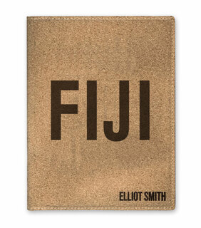 FIJI Cork Portfolio with Notepad