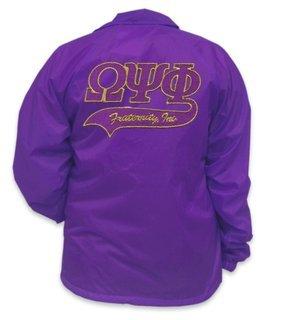 Omega Psi Phi Tail Jacket