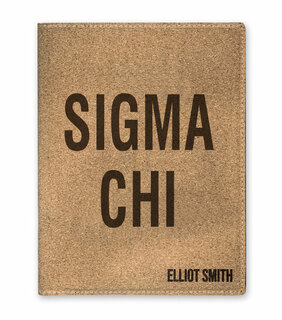 Sigma Chi Cork Portfolio with Notepad