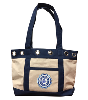 DISCOUNT-Sorority Canvas Tote Bag - ON SALE!