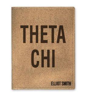 Theta Chi Cork Portfolio with Notepad
