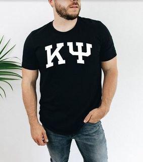 Kappa Psi Arched T-Shirt
