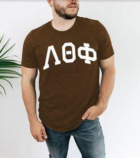 Lambda Theta Phi Arched T-Shirt