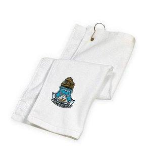 DISCOUNT-Alpha Delta Pi Golf Towel