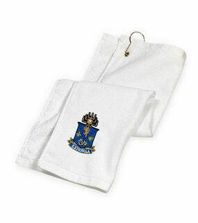 DISCOUNT-Alpha Epsilon Pi Golf Towel