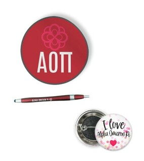 Alpha Omicron Pi Sorority Pack $5.99