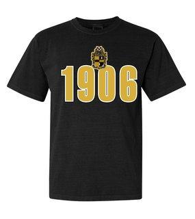 Alpha Phi Alpha Comfort Colors Heavyweight Established T-Shirt