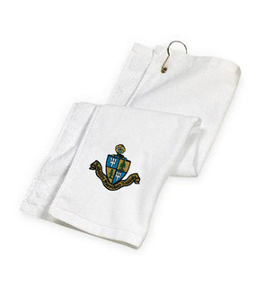 DISCOUNT-Delta Delta Delta Golf Towel