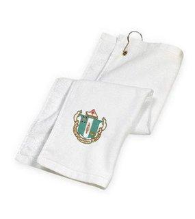 DISCOUNT-Delta Zeta Golf Towel