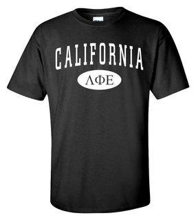 Lambda Phi Epsilon State Shirt