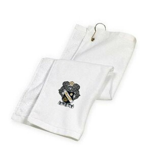 DISCOUNT-Sigma Nu Golf Towel