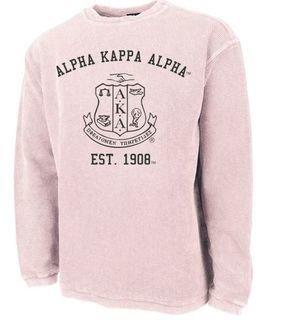 Alpha Kappa Alpha Camden Crewneck Sweatshirt