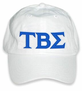 Tau Beta Sigma Letter Hat
