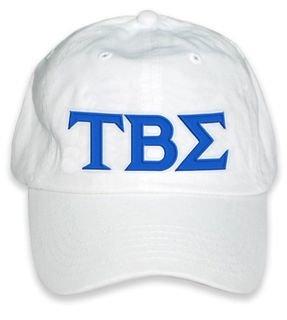 Tau Beta Sigma Letter Hat