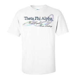 Theta Phi Alpha - Ever Loyal Ever Lasting Tee