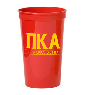 CLOSEOUT - Pi Kappa Alpha  Big Classic Line Stadium Cup